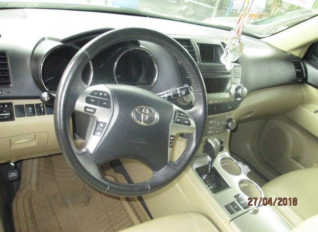 HIGHLANDER 4WD full