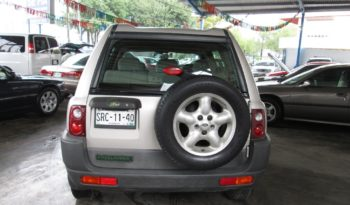 LAND ROVER FREELANDER full