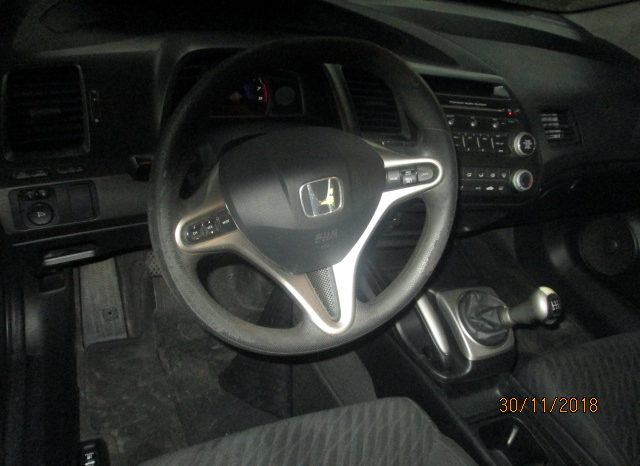 CIVIC COUPE full