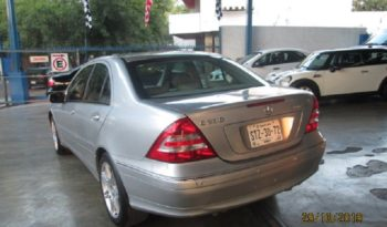 MERCEDES BENZ C 230 full