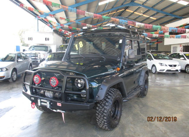 HUNTER TROPHY  4X4 full